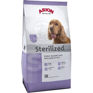 Arion Health & Care sterilized All breeds 3kg